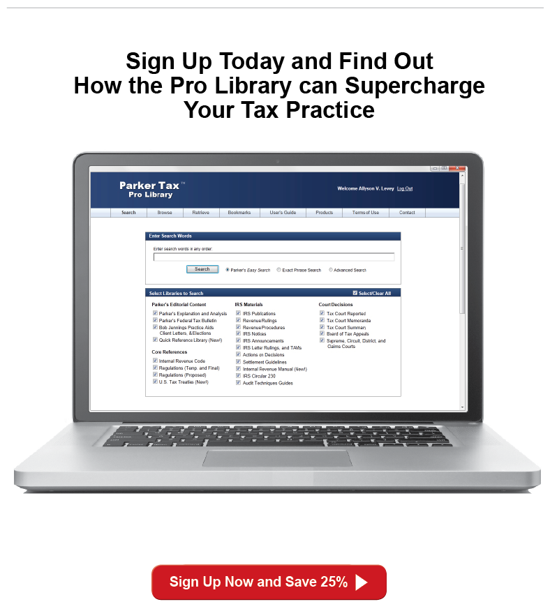Expert Tax Analysis and IRS Guidance